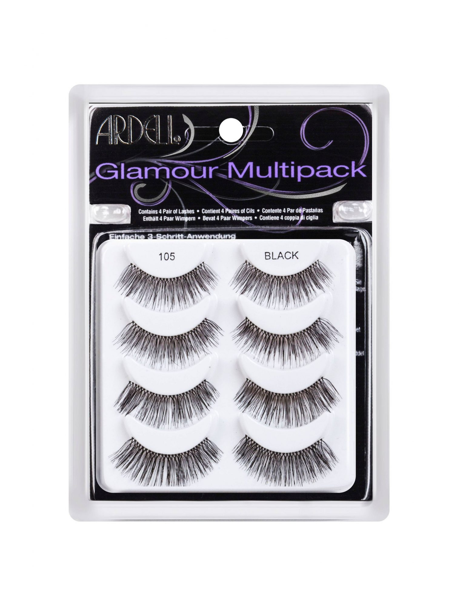 Multi Pack of False Eyelashes