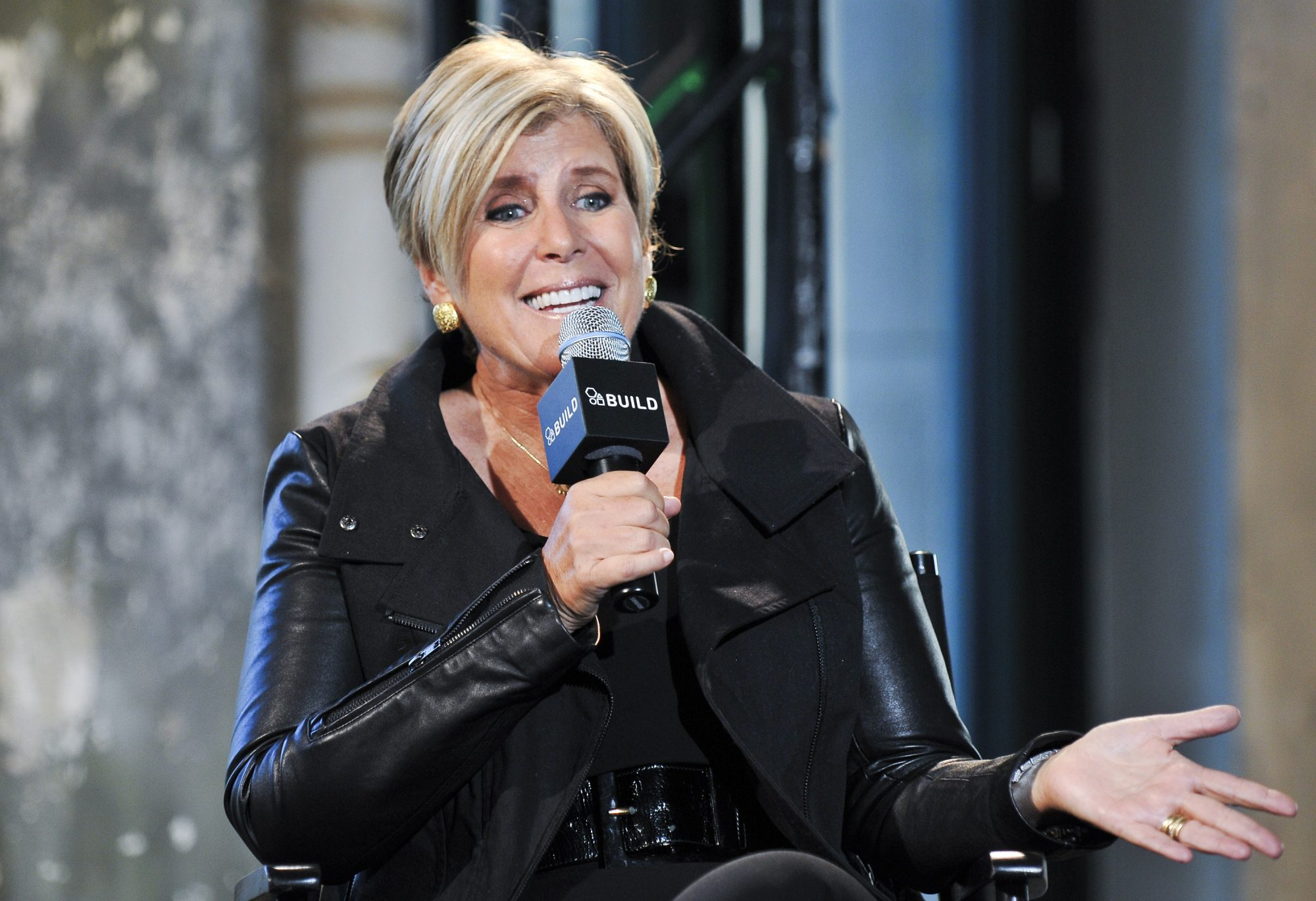 AOL's BUILD Speaker Series: In Conversation With Suze Orman