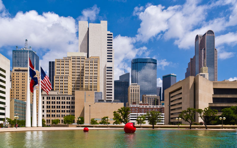 America's best cities for winter travel: Dallas/Fort Worth