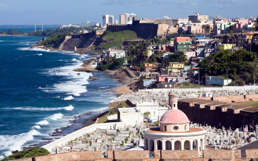America's best cities for winter travel: San Juan, P.R.