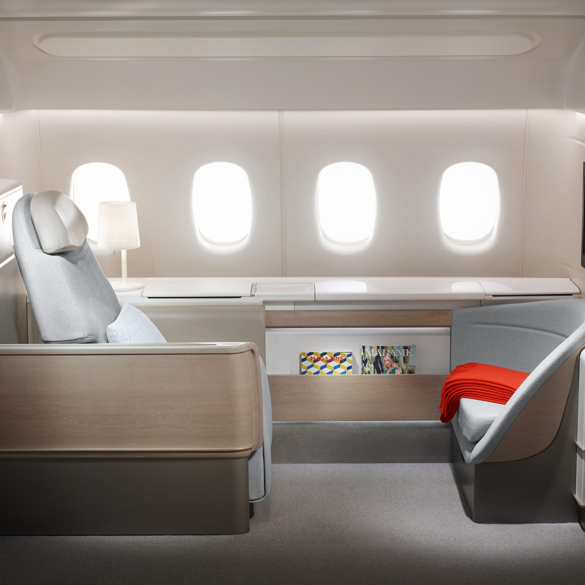 How to Find the Best Airplane Seat