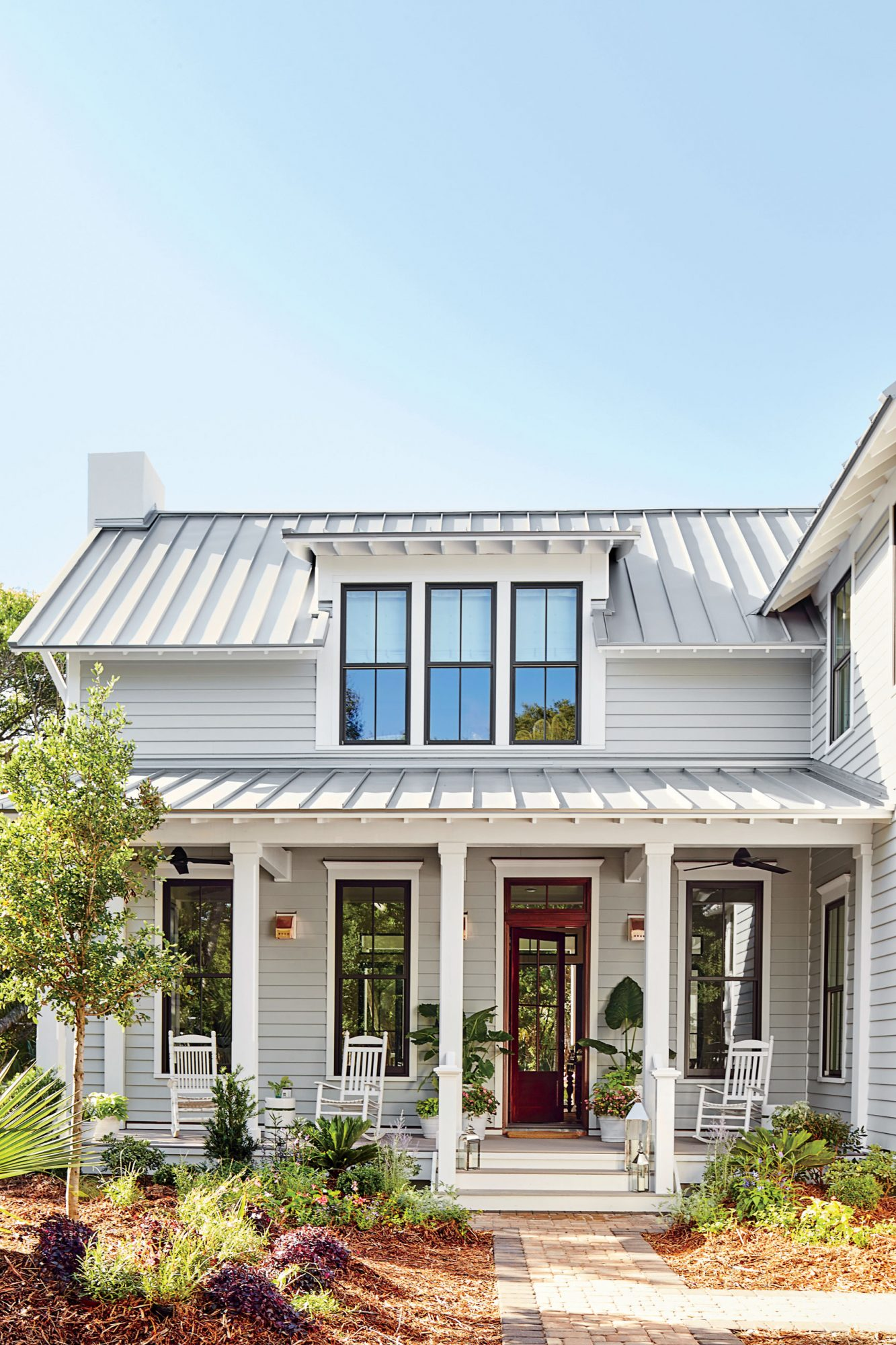 Southern Living 2017 Idea House Exterior