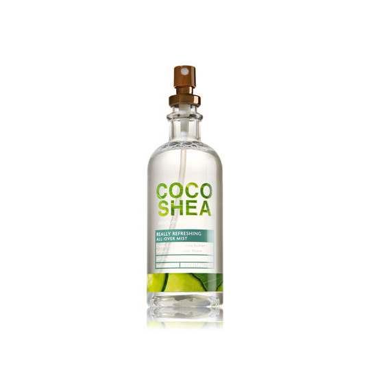 Bath & Body Works Cocoshea Cucumber All-Over Mist