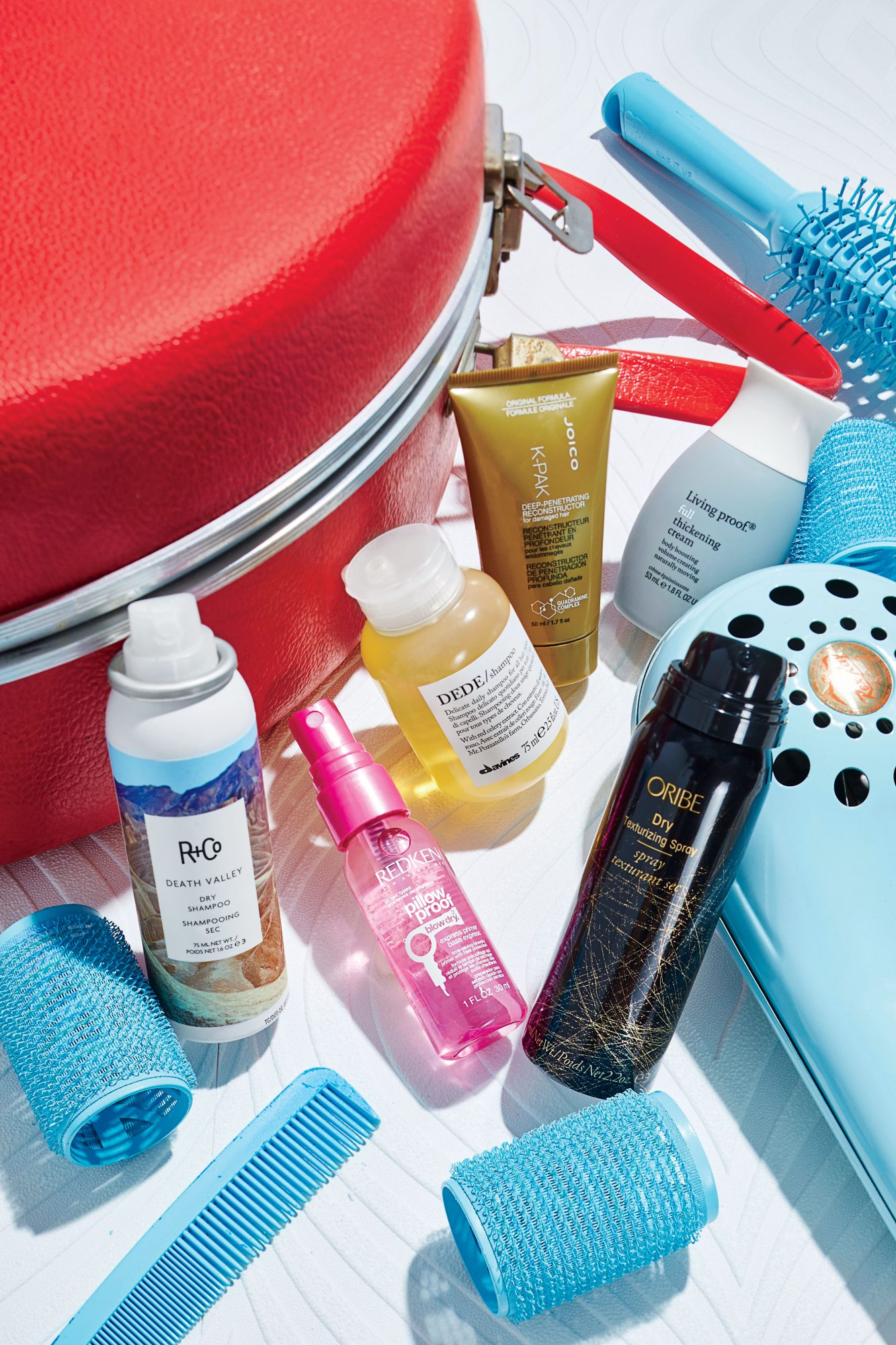 Things You Need for Good Hair on the Go