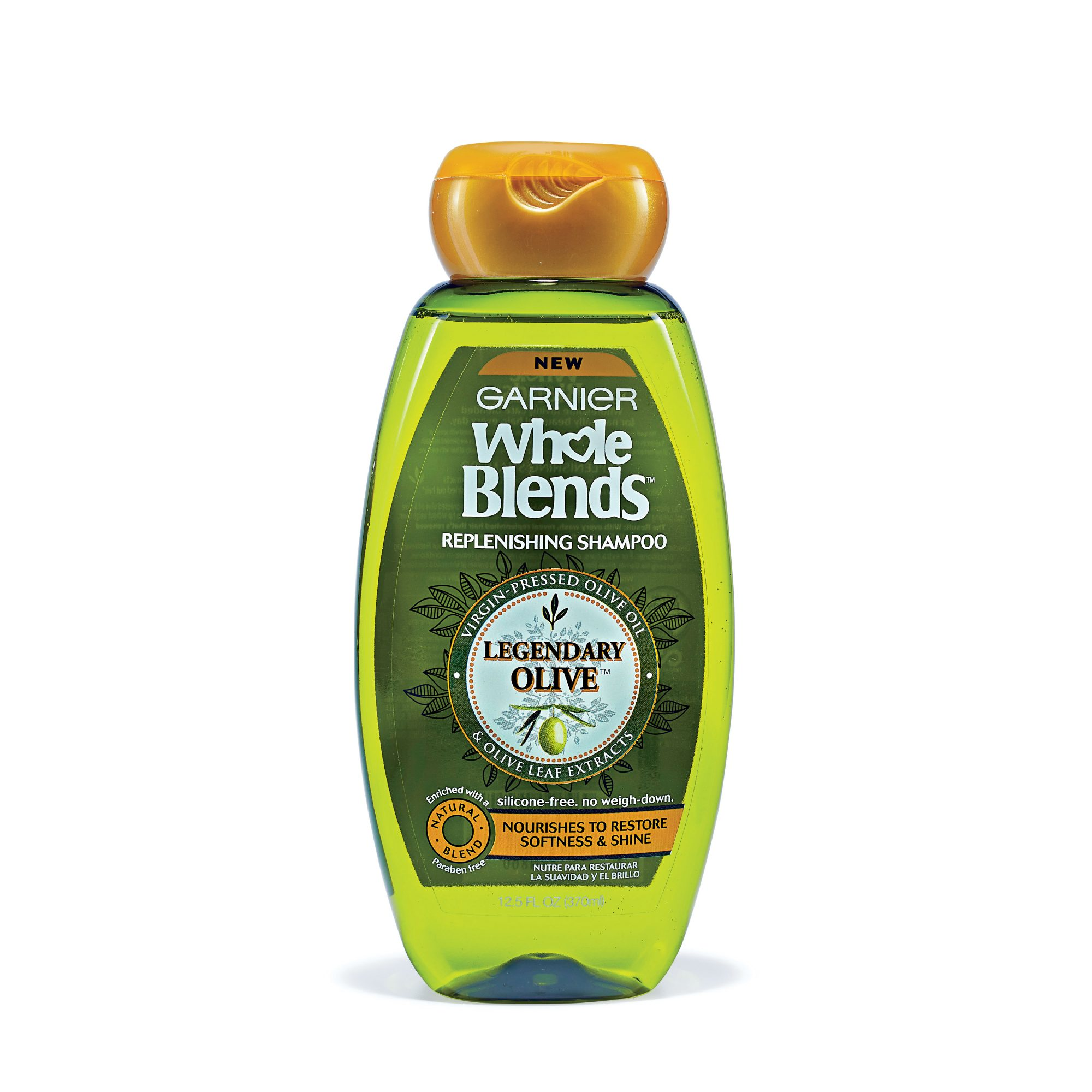Garnier Whole Blends Replenishing Shampoo