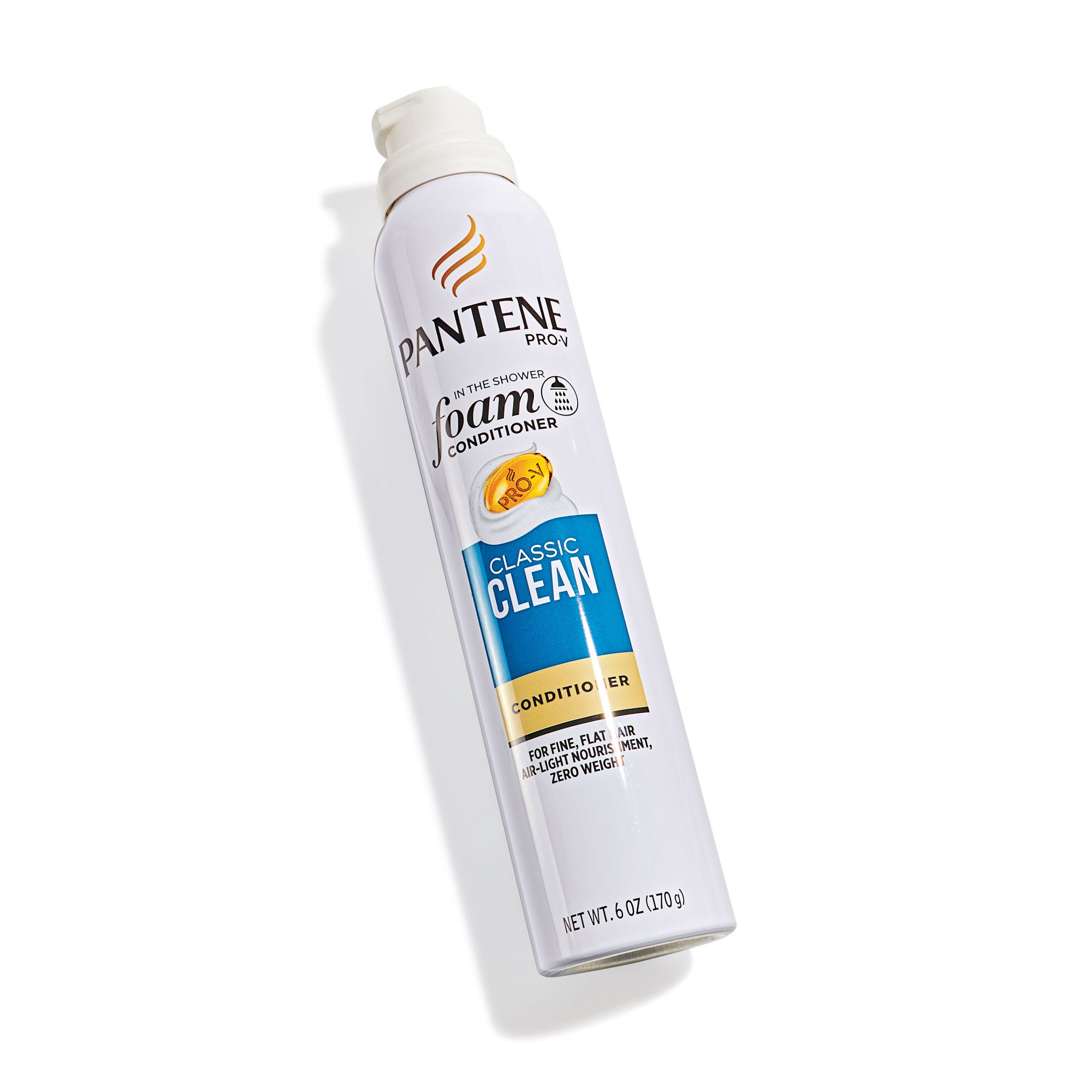 Classic Clean Pantene In the Shower Foam Conditioner