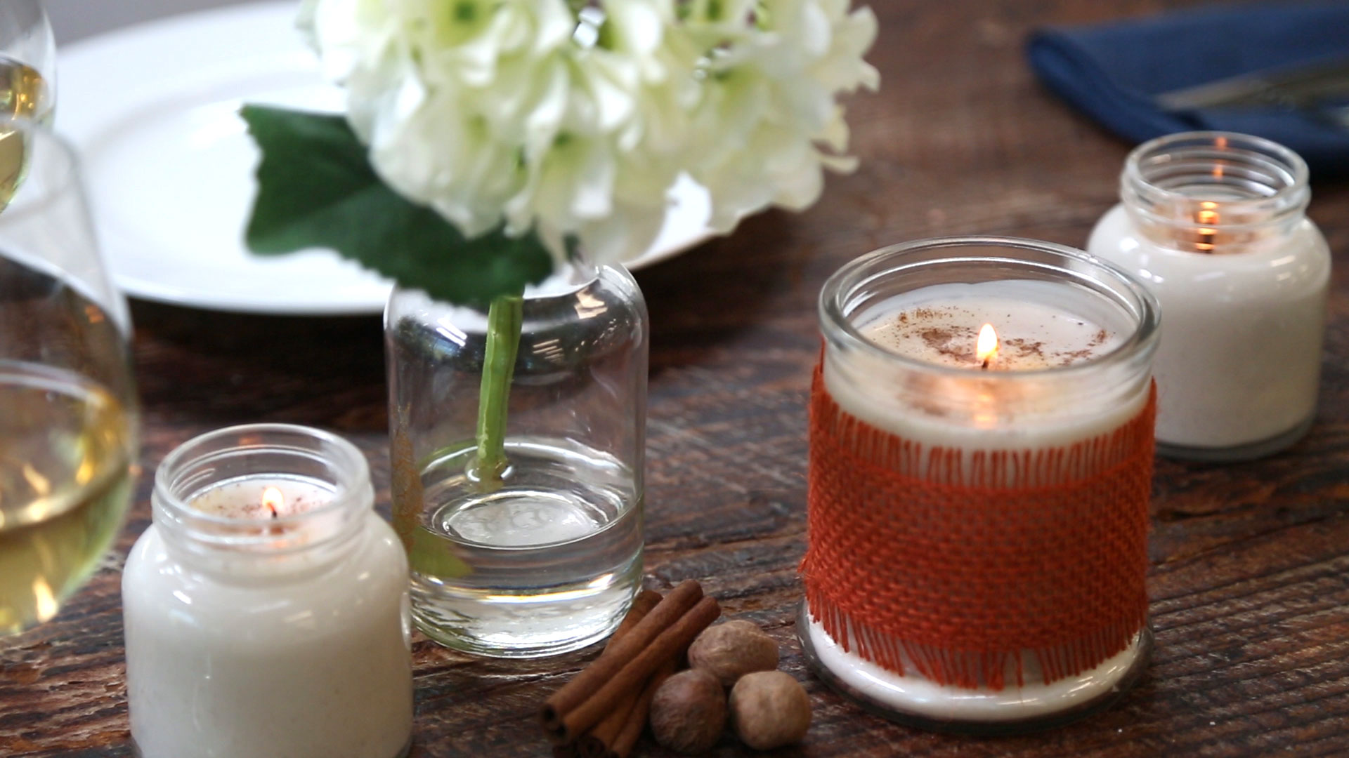 Cozy Chai Candle