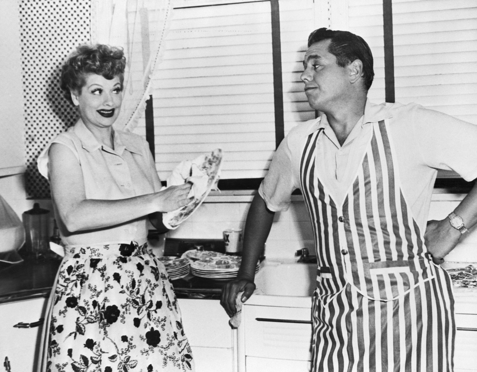Lucille Ball Kitchen