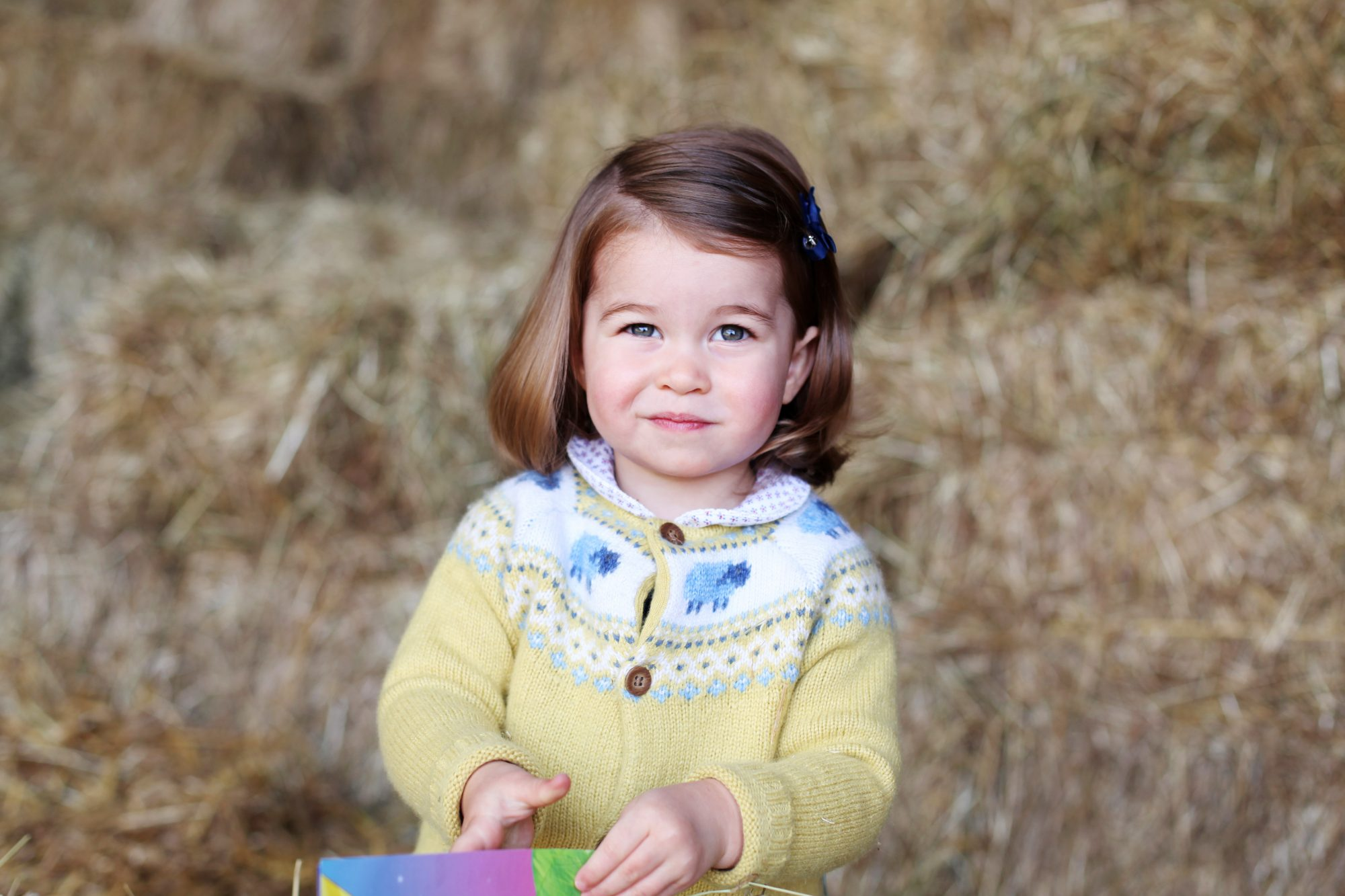 Princess Charlotte Full Name