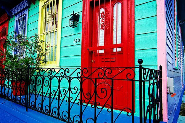Rainbow House New Orleans