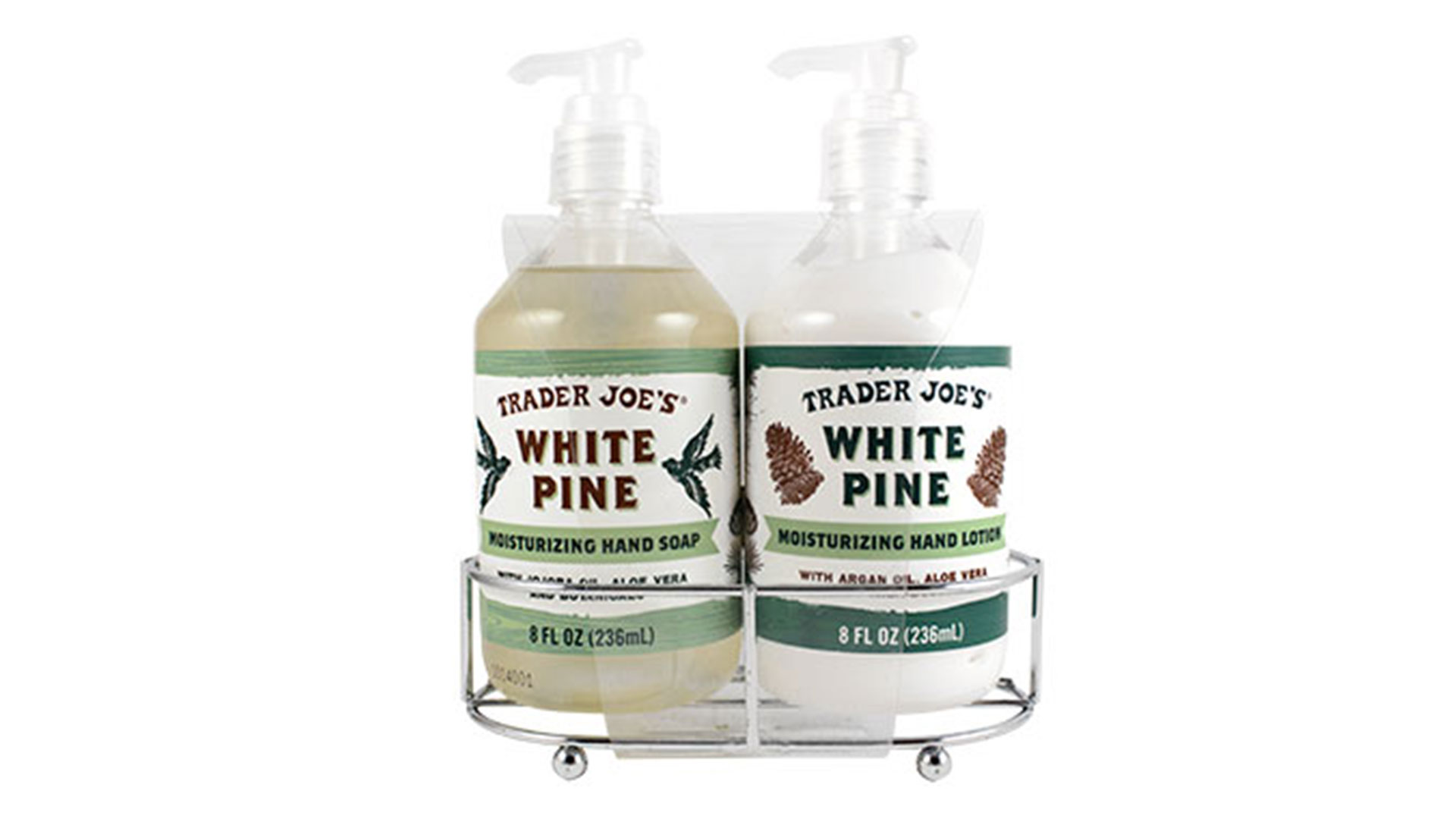 White Pine Hand Lotion and Soap