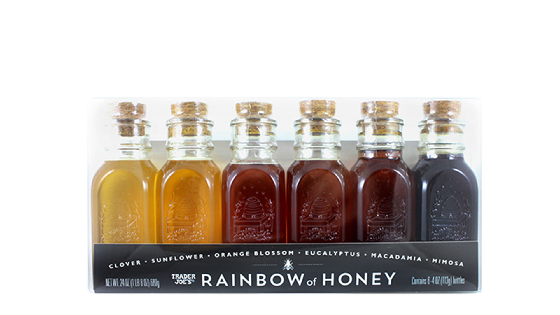 Rainbow Of Honey