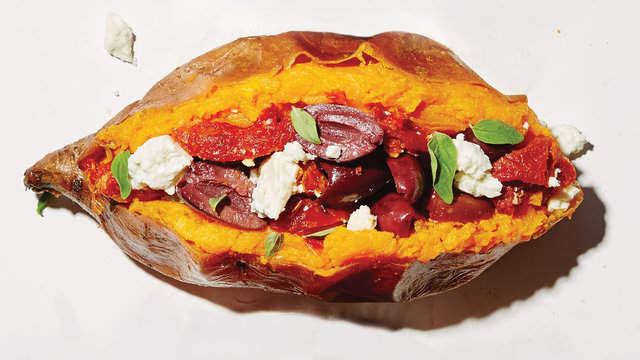 4 Ways to Upgrade Your Stuffed Sweet Potato ad54a4f61cf3e97e85188389646c98bc