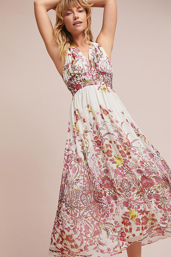 Anthropologie Nikhita Dress