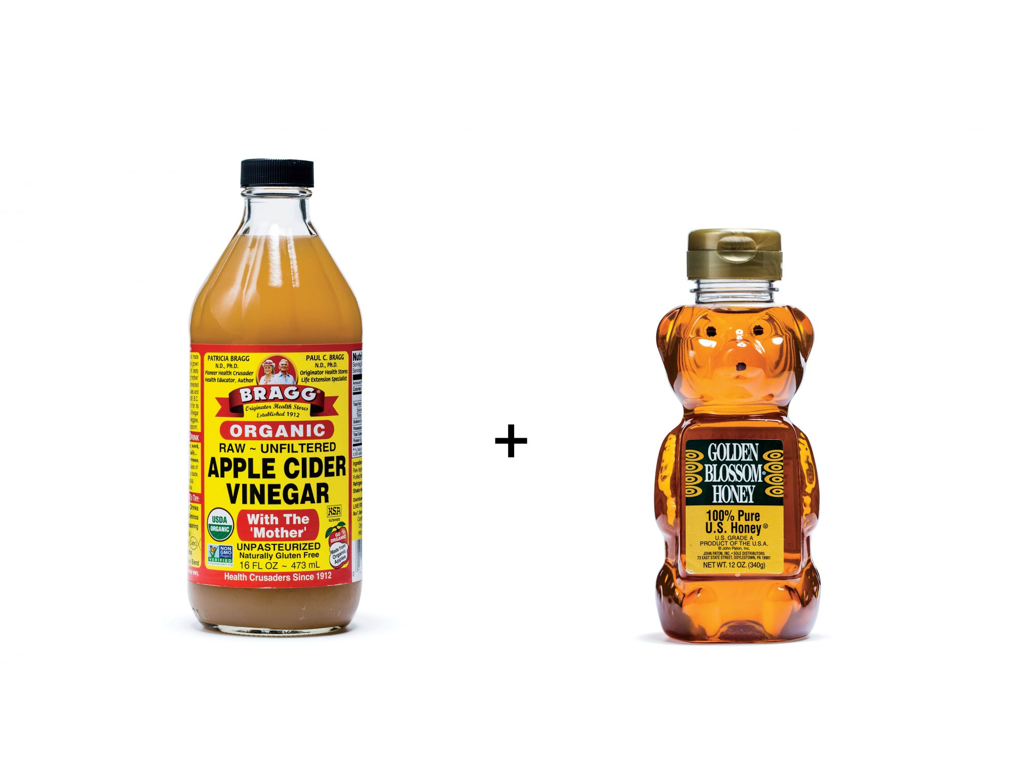 Apple Cider Vinegar and Honey Marinade