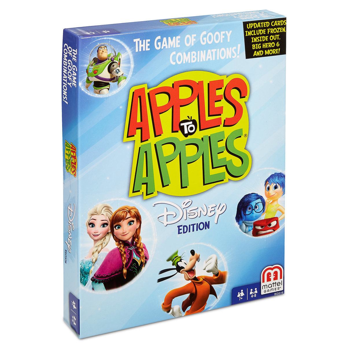 Disney Edition Apples to Apples Game