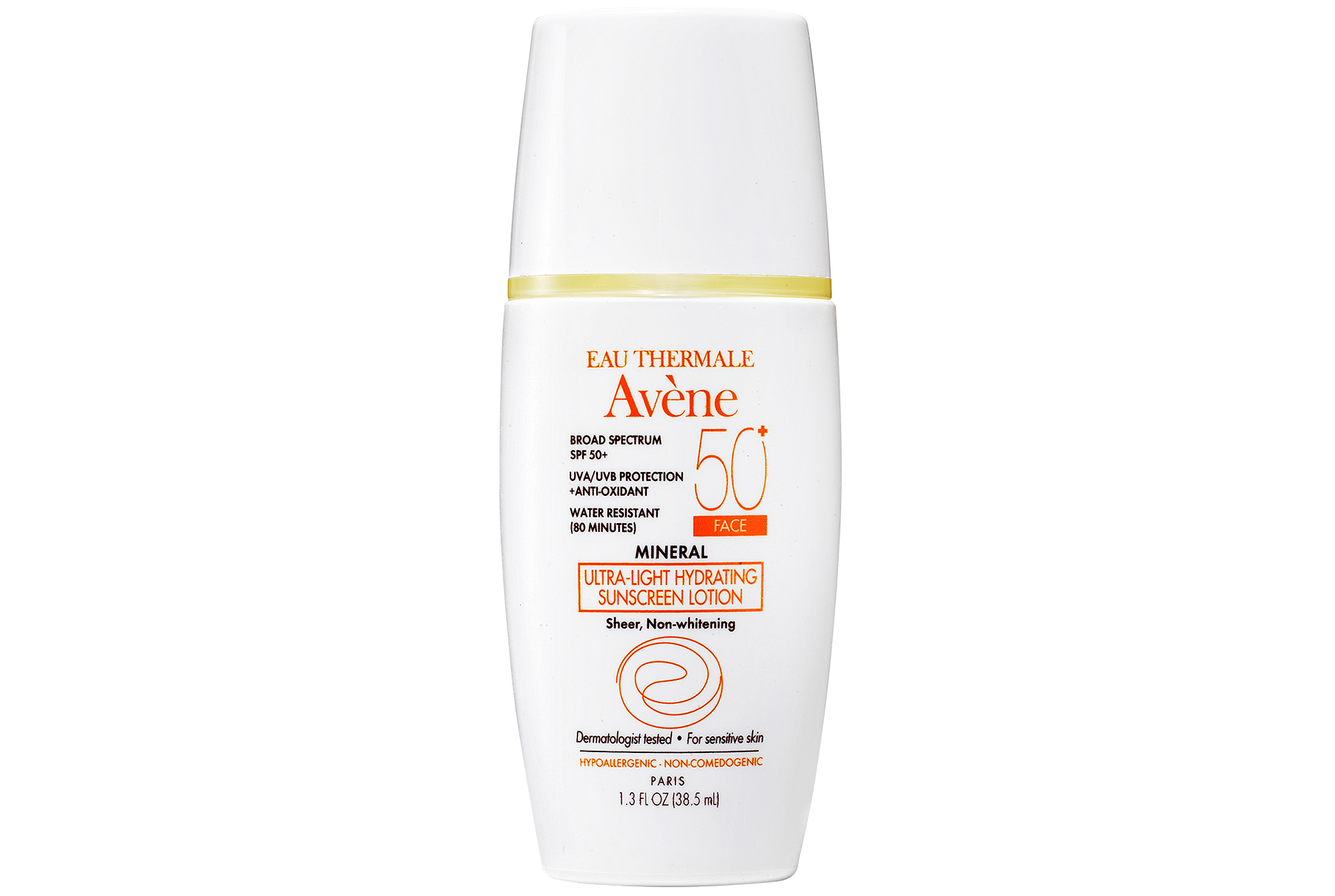 Avène Mineral Ultra Light Sunscreen SPF 50