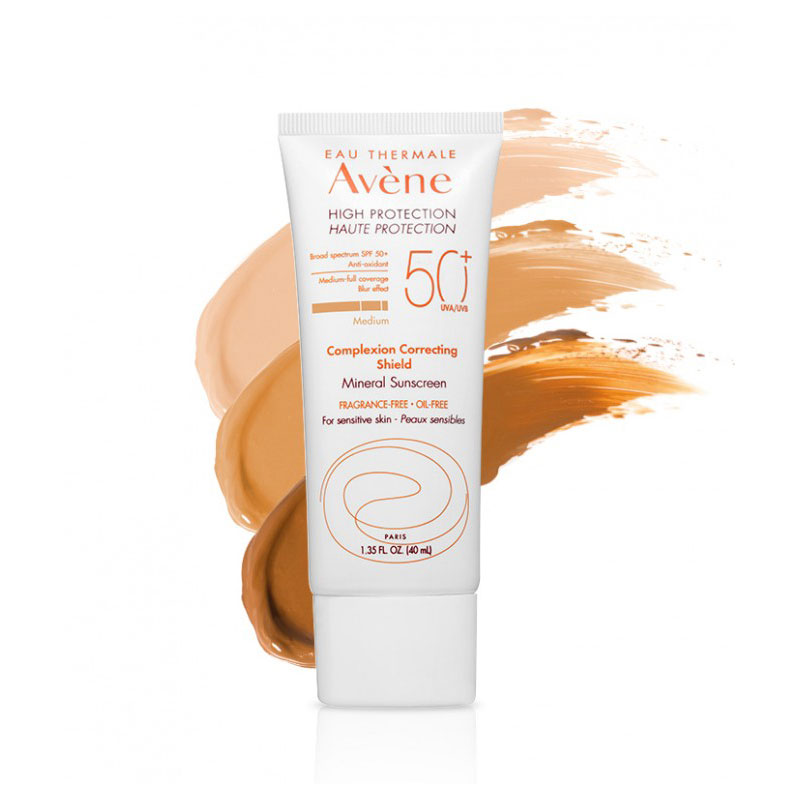 Eau Thermale Avène High Protection Complexion SPF 50+ Correcting Shield