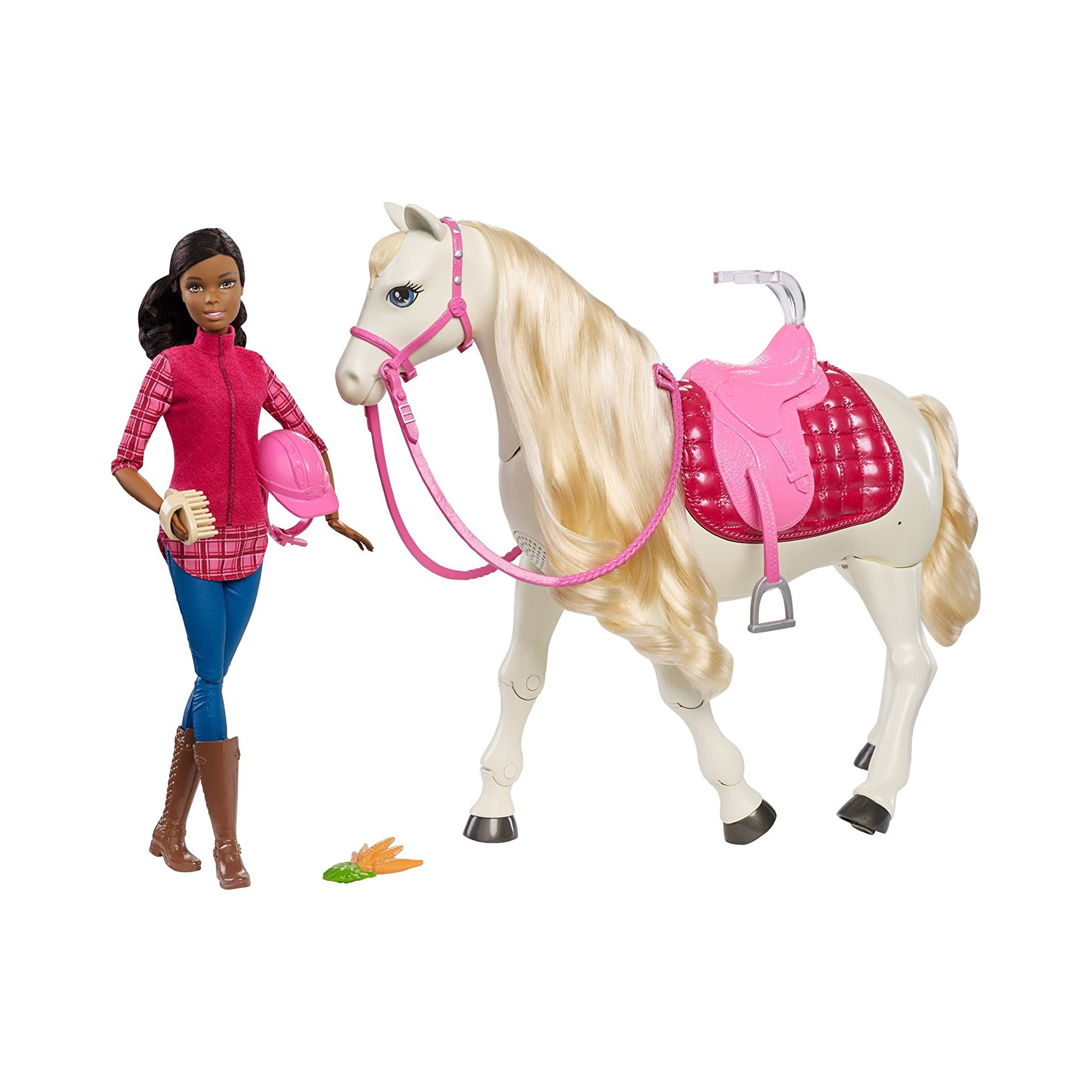 Barbie DreamHorse and Doll