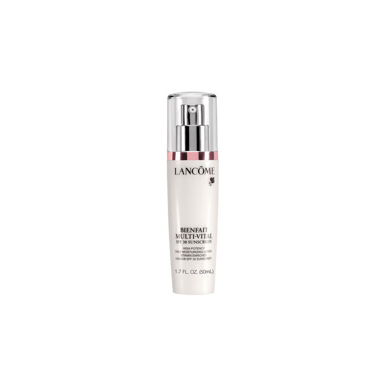 RX1707_ All-Time Best Skincare Secrets Bienfait Multi-Vital SPF 30 Lotion Day Cream