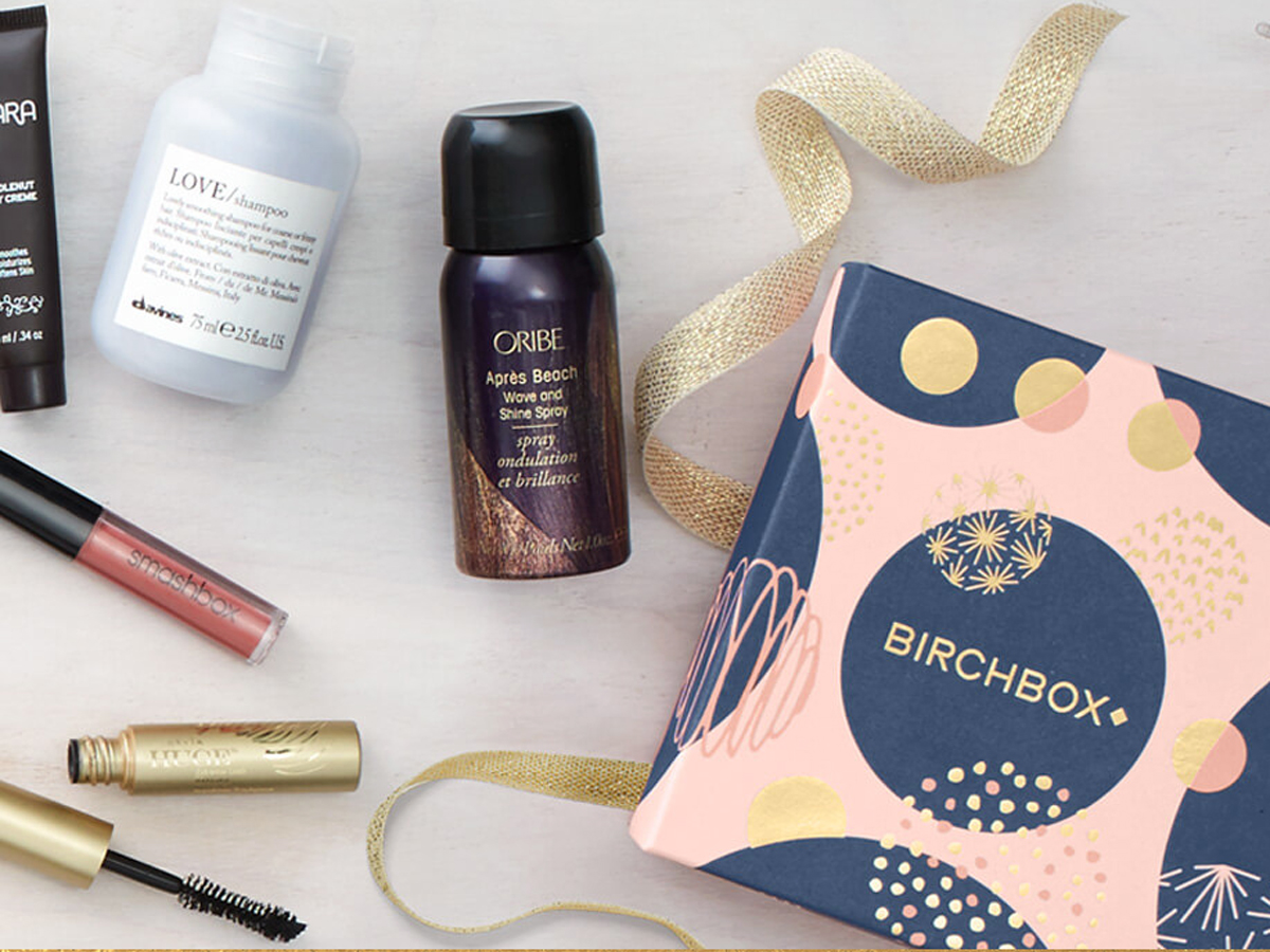 Birchbox 12 Month Subscription