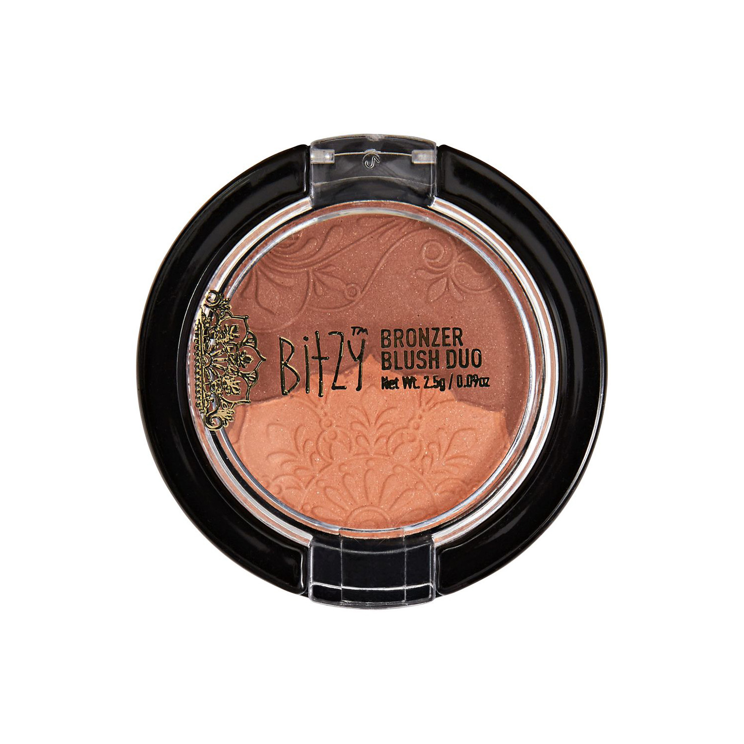 Bitzy Bronzer Blush Duo, Beach Day