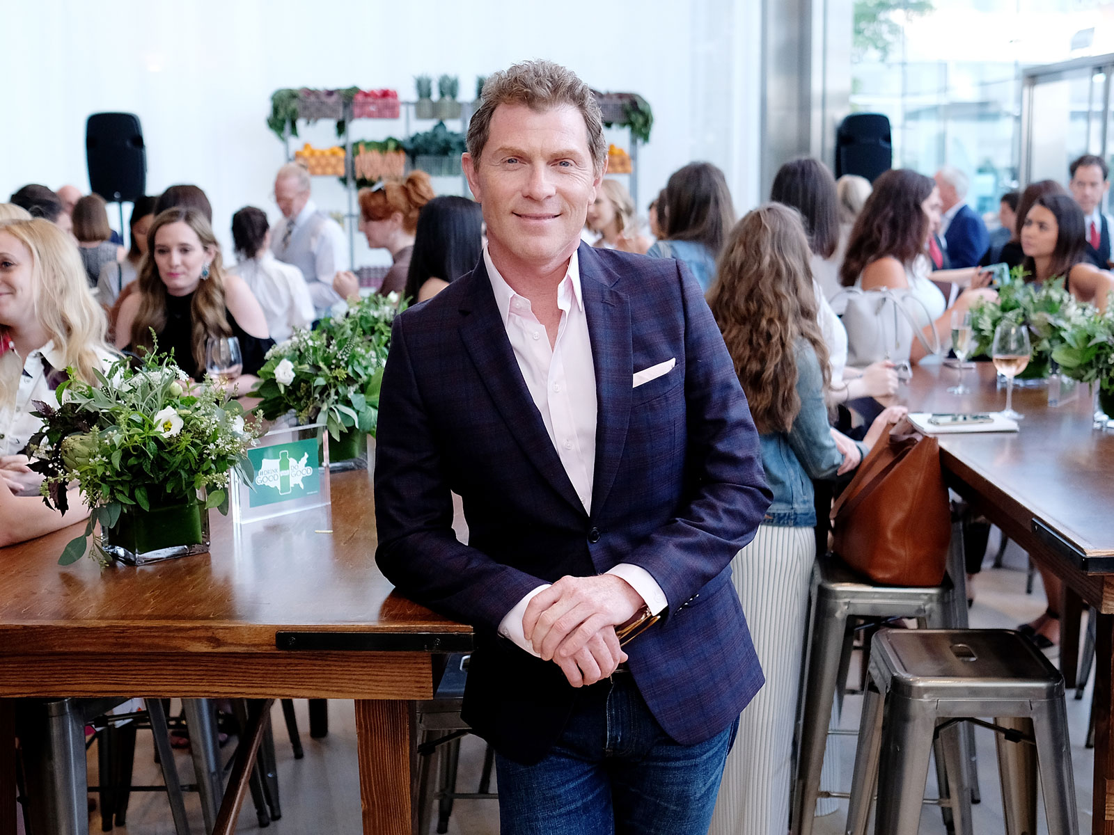 The One Thing Bobby Flay Refuses to Serve at Thanksgiving