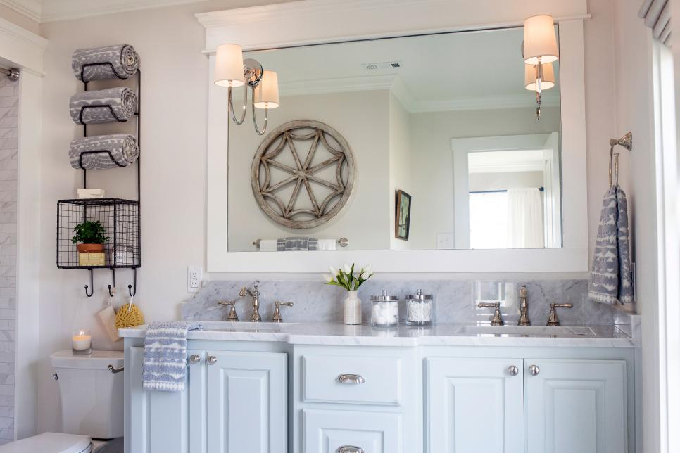 Bathroom Vanity Fixer Upper Home