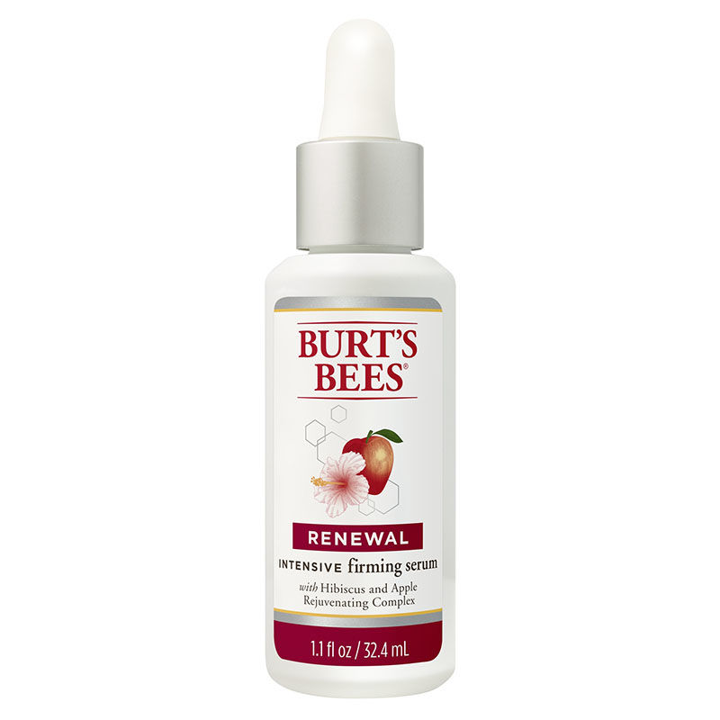 RX1707_ All-Time Best Skincare Secrets Burt's Bees Renewal Intensive Firming Serum