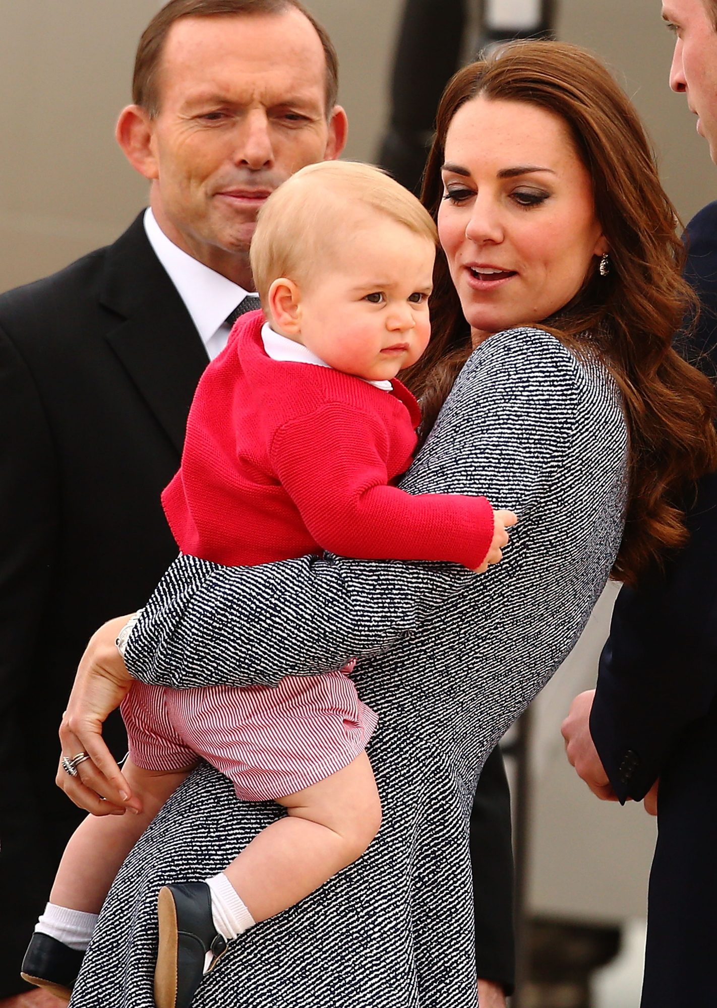 Our Prince Charming! 15 Adorable Photos of George In Australia