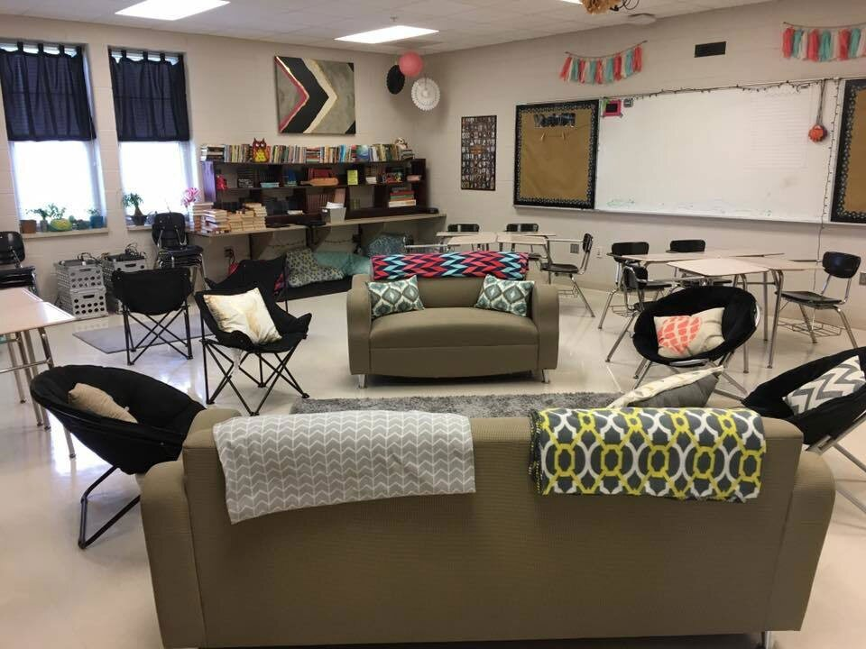 You Have To See These Charming Classrooms
