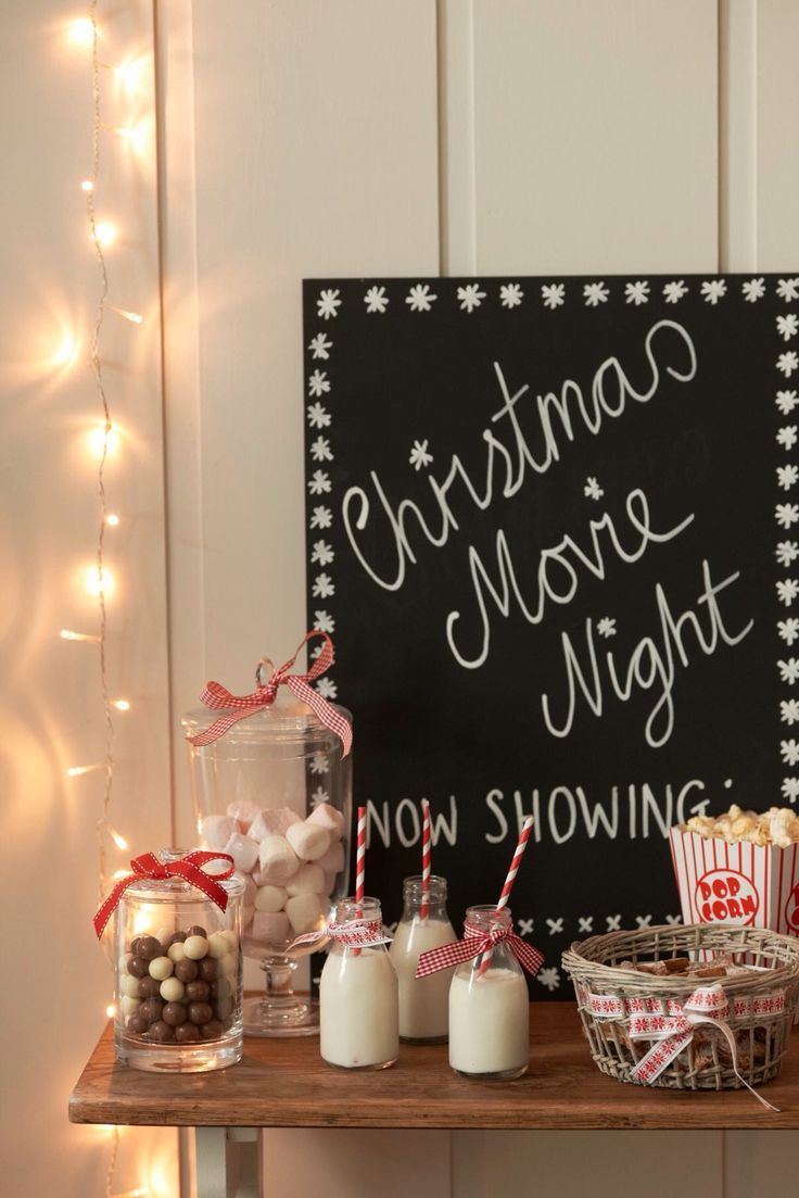 12 Ways to Use Your Christmas Lights in the Summer Christmas In July Movie Party
