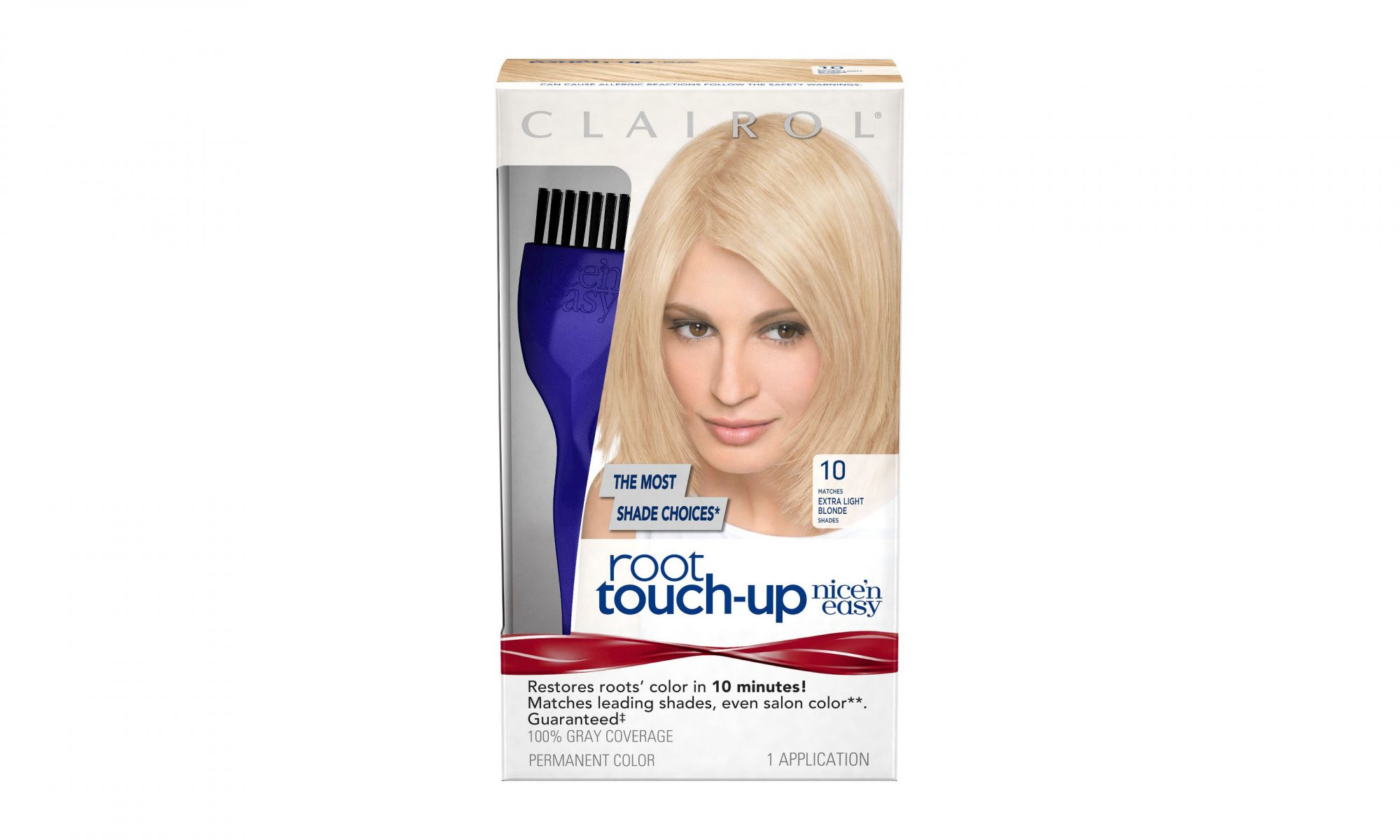 Permanent Color: Clairol Nice 'n Easy Root Touch-Up