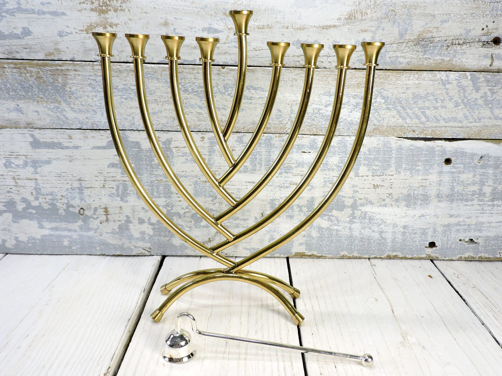 Climbing Limbs Menorah