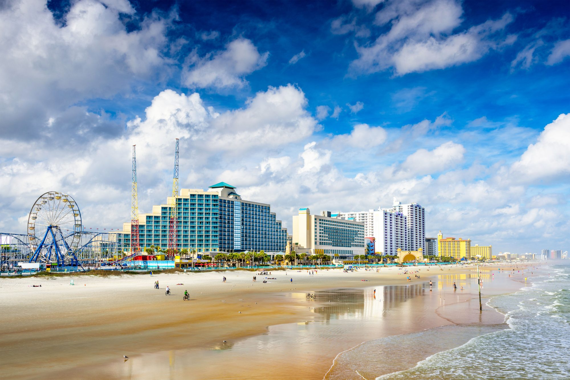 Known for the spring breakers who arrive each March and April and for NASCAR, Daytona Beach also boasts a recovering real estate market, where a single-family home within walking distance of the beach is still available for less than $200,000....