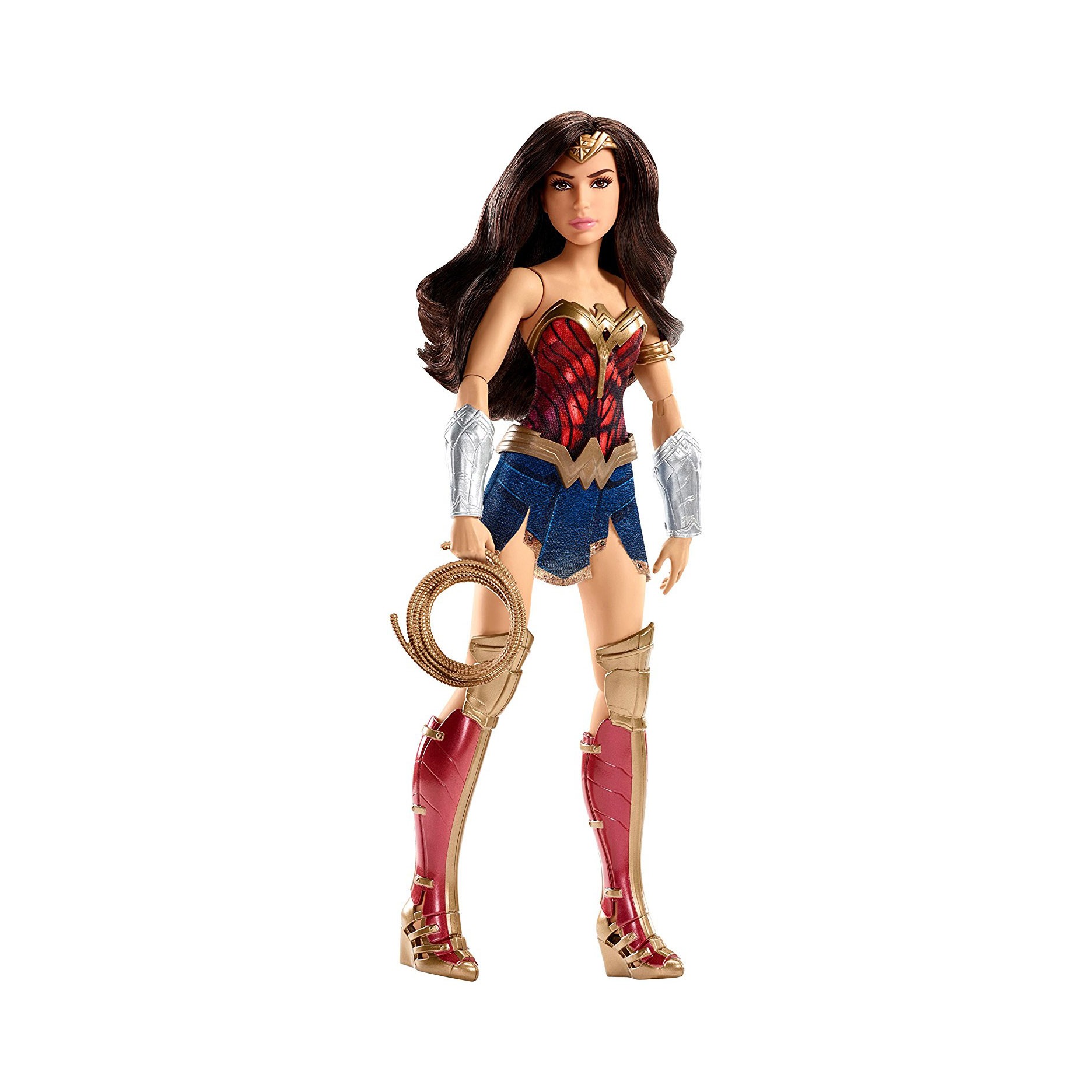 DC Wonder Woman Battle-Ready Doll