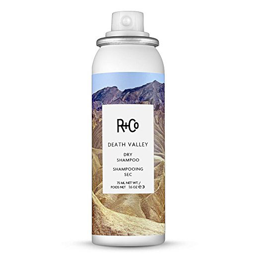 R+Co Death Valley Travel Size Dry Shampoo
