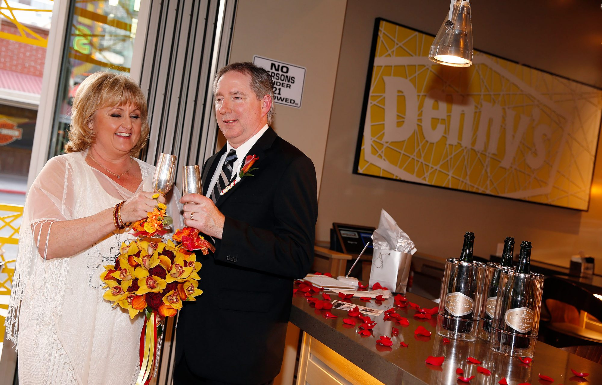 All the Fast Food Chains and Grocery Stores Where Couples Have Said 'I Do'