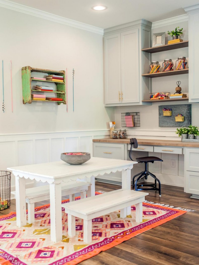 23 Craft Room Ideas We Need To Steal Southern Living