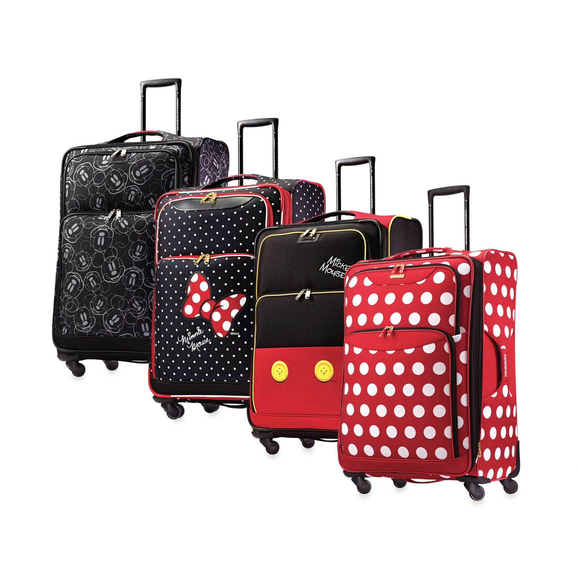 Disney Rolling Suitcases