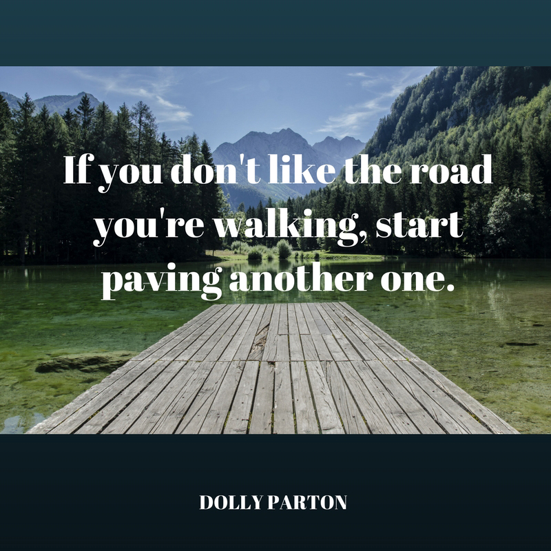 If You Don't Like the Road