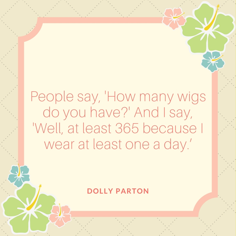 Dolly Parton Qutoes