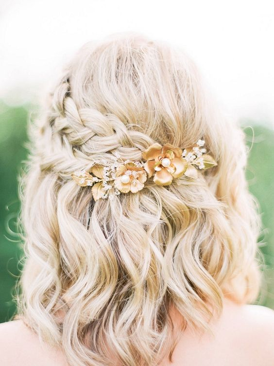 Double Braid With Pin