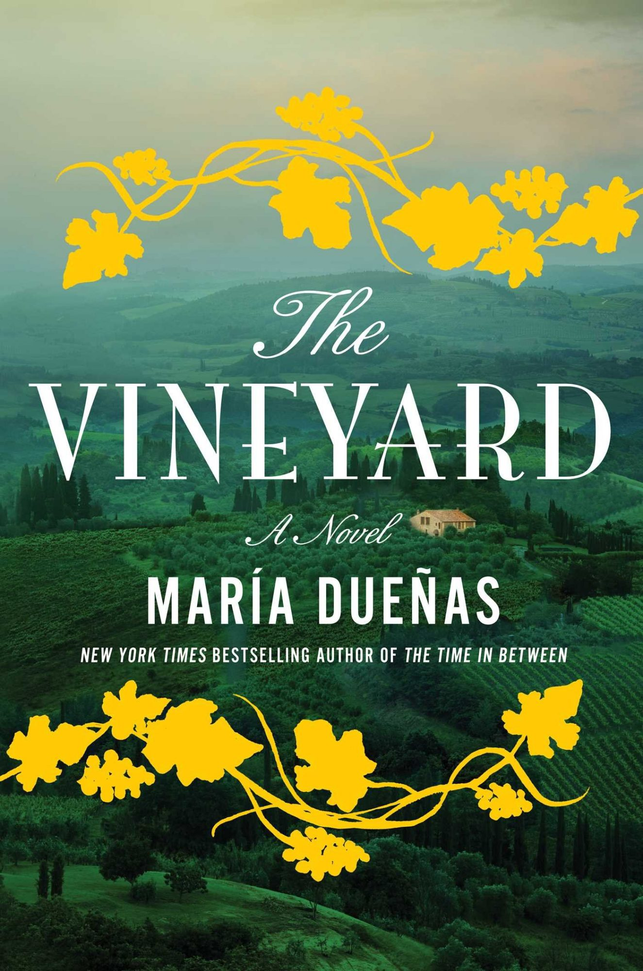 The Vineyard by Maria Duenas