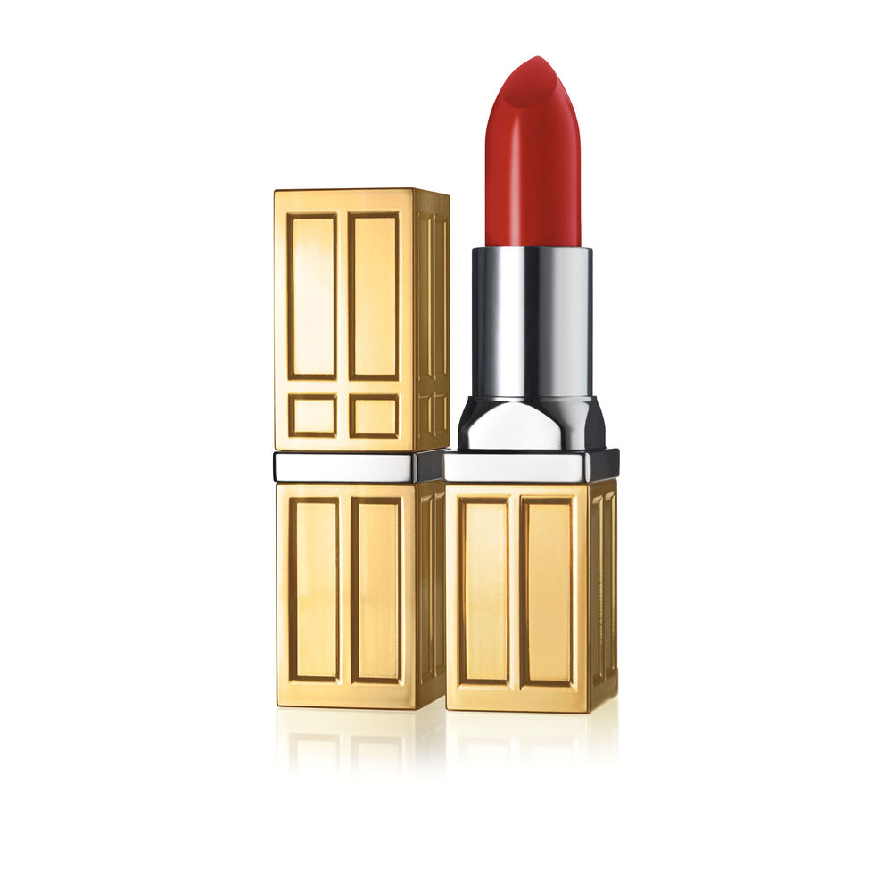 Elizabeth Arden Beautiful Color Moisturizing Lipstick in Power Red