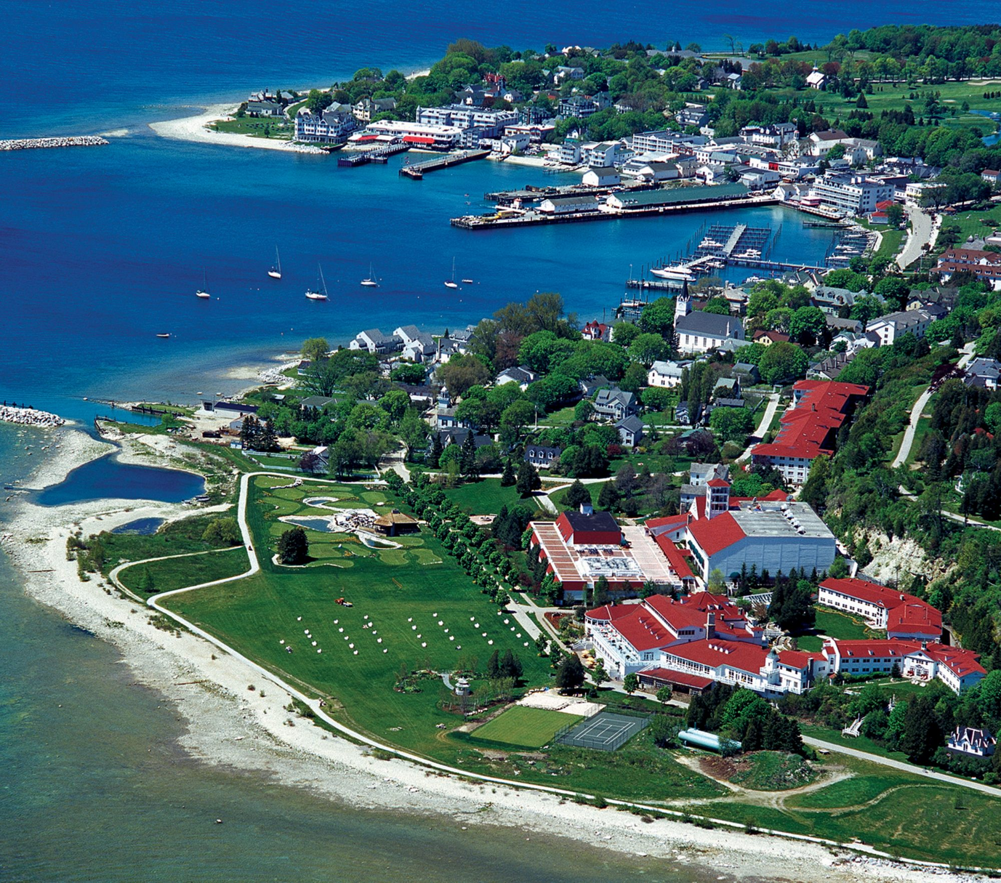 Mackinack Island, Michigan