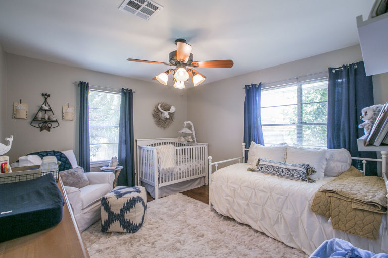 Spare Bedroom 1 Fixer Upper Home
