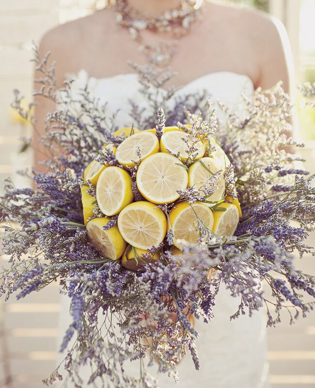 11 Ways To Fall In Love With Non-Traditional Bridal Bouquets | Southern  Living