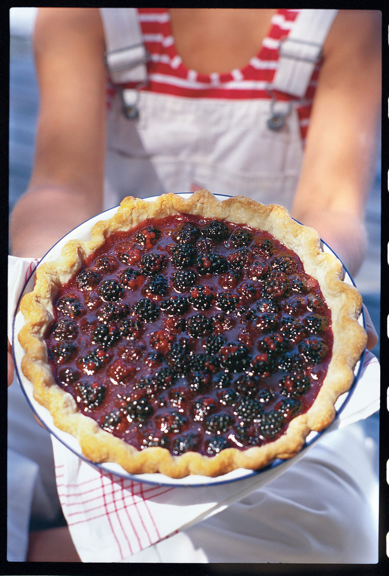 Fourth of July Recipes: Fresh Blackberry Pie