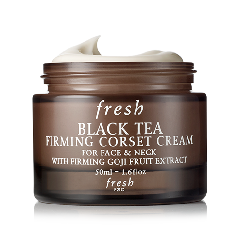 Fresh Black Tea Firming Corset Cream